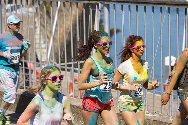 barva run