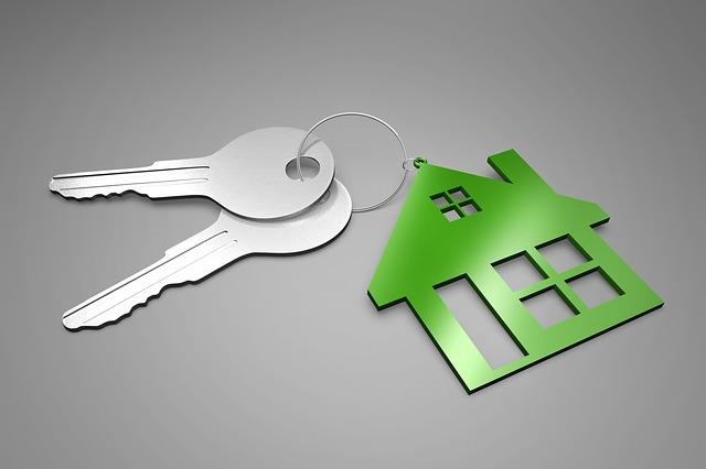 klíče k domovu