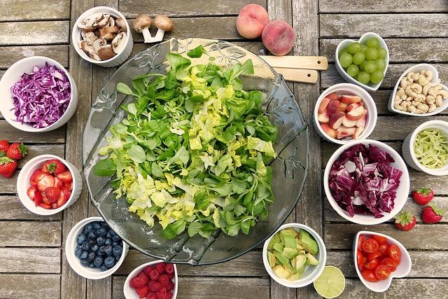 namíchej si salát