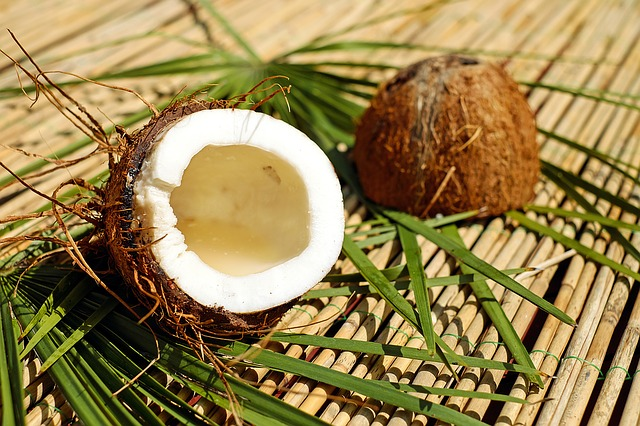 kokosový ořech
